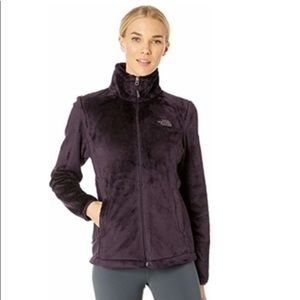 The North Face Osito 2 purple jacket size small